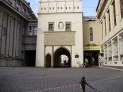 Pardubice, Zelená brána