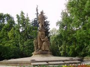Pardubice, socha