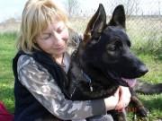 SANNY alias ARGO z Dvořákova sadu, 14.května 2012