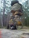 QWINNO z Dvořákova sadu na výletě, 17.11.2010