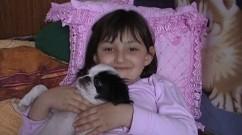 Šárka, Bambulko, Porty, návštěva u tety Marušky, 26.dubna 2011