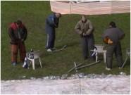 Závody služebních psů, Zvoleněves, 10.září 2011